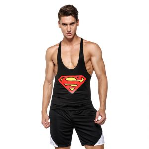 Buy Visach latest workout comic  collection of Dry Fit Tanktops with super comfy shorts online