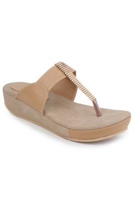Buy Naisha Platform Slipper For Women online