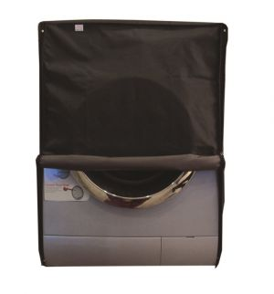Buy Glassiano Dark Grey Waterproof - Dustproof Washing Machine Cover for Front Load online