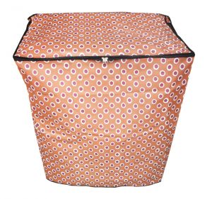 Buy Glassiano Printed Waterproof - Dustproof Washing Machine Cover For Semi Automatic 6.5Kg Model online