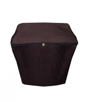 Buy Glassiano Maroon Waterproof - Dustproof Washing Machine Cover for Semi-automatic online