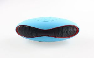 Buy Digi India Mini-x6u Wireless Mobile/tablet Speaker(blue & Black) online