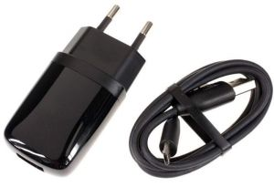 Buy Infolink USB Wall Charger With Data Sync And Charger Cable For Htc Mobiles online