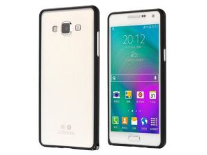 Buy Bumper Case For Samsung Galaxy A5 - Black online