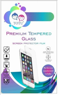 Buy Totu Premium Tempered Glass Screen Guard / Screen Protector For Moto X2 online