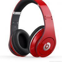 Buy OEM Beats Studio Hi-def Headhones Red online