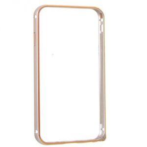 Buy Metal Bumper Case For Apple iPhone 6 Plus (gold) online