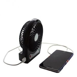 Buy Mini Rechargeable Fan Cum Mobile Power Bank online