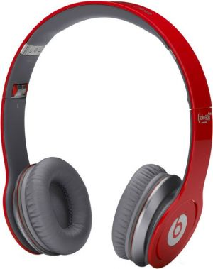 Buy High Quality Red Monster Beats By Dr Dre Solo HD Headphone Earphone OEM online