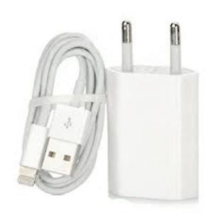 Buy Millennium USB Charger Adapter For Apple iPhone 5 USB Cable For iPhone 5/ipad online