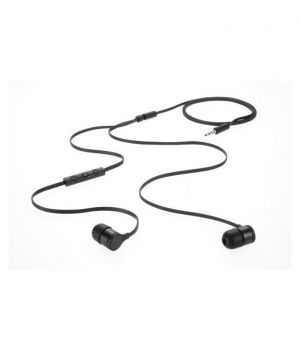 Buy Brandpark Black Earphones With Remort & Mike Compatible For Samsung Galaxy online