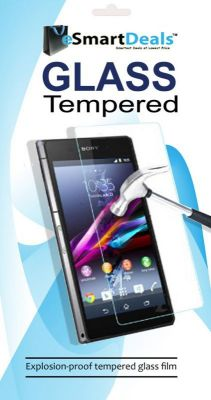 Buy Tempered Glass For Samsung Galaxy S6 EDGE Plus By Esmartdeals online