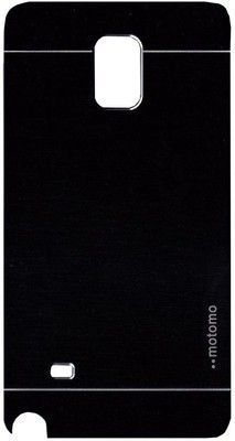 Buy Tup Motomo Metal Back Case Cover For Samsung Galaxy Note4 N910g Black online
