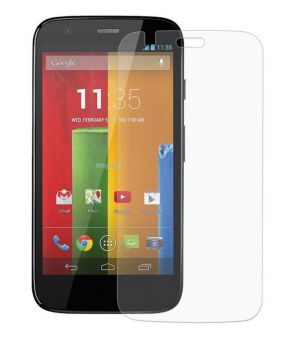 Buy Fts Tempered Glass For Motorola Moto E online