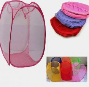 Buy Foldable Laundry Bag Storage Toy Bag / Basket Buy1 Get 1 Free online