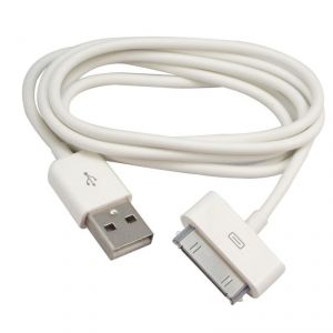 Buy Byc USB Data Cable For Apple iPhone 4/4s 3gs iPod Nano Touch online