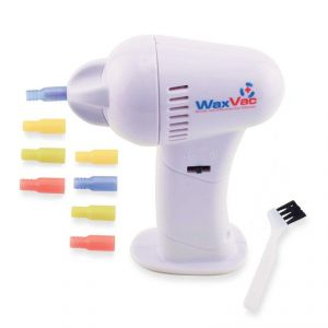 Buy Pindia Gentle And Hygienic Electric Wax Vac Ear Cleaner online