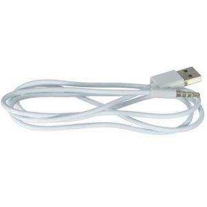 3 5mm Aux Audio Plug Jack To USB 2 0 Male Charge Cable Adapter Cord Car  iPod MP3 Vc591 W0 5 Sysr