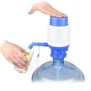 Buy Hand Press Water Dispenser Pump For 20 L Bottle 0061 online