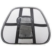 Buy Uls Car Seat Massage Chair Back Lumbar Support Mesh online