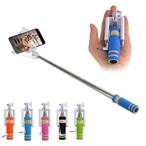 Buy Monopod Mini Aux Cable Selfie Stick online
