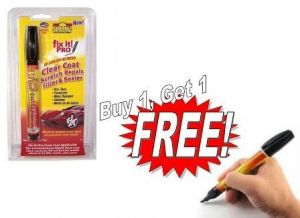 Buy Car Scratch Remover Pen Buy 1 Get 1 Free online
