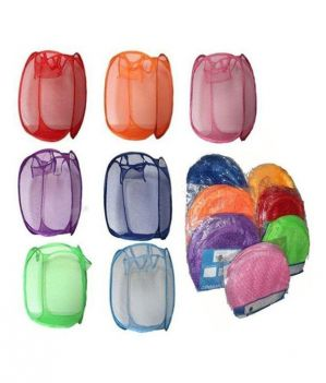 Buy Foldable Laundry Bag Set Of 5 online