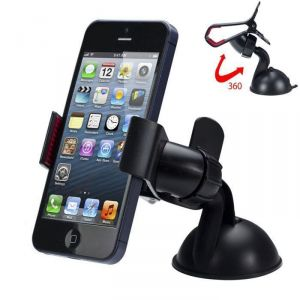 Buy Set Of 2 360 Degree Rotating Universal Mobile Holder For Car online