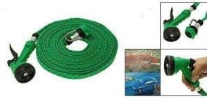 Buy Water Spray Gun 4 Mode Hose Pipe For Garden 10mtr online