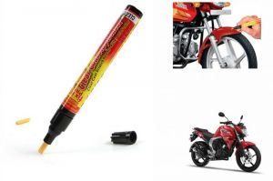 Buy Spidy Moto Auto Smart Coat Paint Scratch Repair Remover Touch Up Pen For Yamaha Fz F1 online