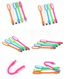 Buy Set Of 4 Flexible High Quality LED USB Lamp online