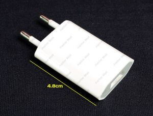 Buy Details About USB Round Pin Power Adapter Charger For Apple iPod iPhone 2 online