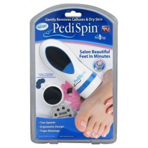 Buy Connectwide New Pedispin Pedi Spin Removes Calluses & Dry Skin Beautiful Clean Feet Gentle online
