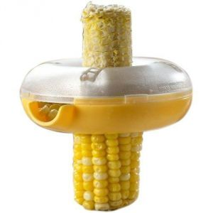 Buy Kreative Kudie Corn Remover Kitchen Tool With Steel Blades Corn Peeler Corn Remover online