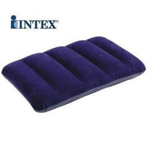 Buy Intex Travel Pillow Air Inflatable Pillow Gift For Family Children Baby online