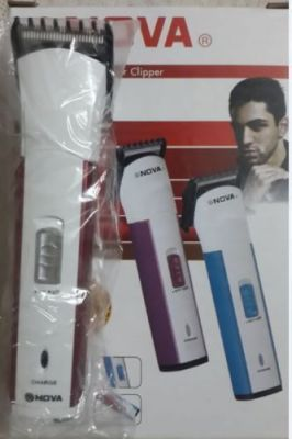 Buy Hair Trimmer -nova Professional Rechargeable Hair And Beard Trimmer online