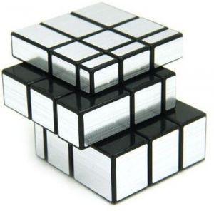 Buy Emob 3x3 Silver Mirror Cube Puzzle online