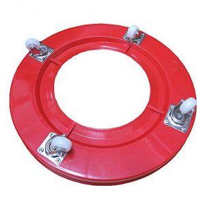 Buy Beautiful Plastic Gas Cylinder Trolley online