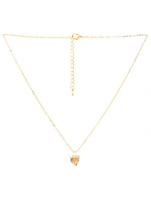 Buy Rubans Gold Neck Chain & Pendant Code- 105483 online