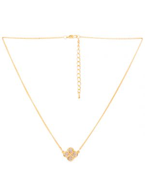 Buy Rubans Gold Neck Chain & Pendant Code- 105486 online