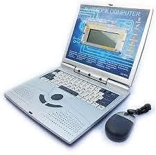 Buy Home Basics Kids Notebook Computer Laptop With Mouse 30 Activities And Games online