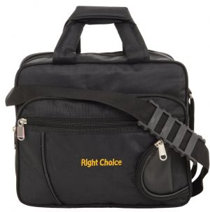 Buy Right Choice Black Color Office Bag online