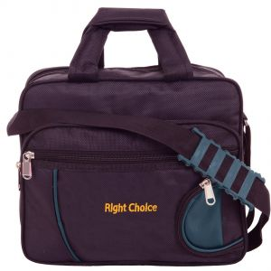 Buy Right Choice Maroon Color Office Bag online