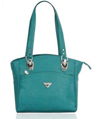 Buy Right Choice Green Color Handbag online