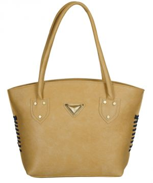 Buy Right Choice Designer Tan Color Handbag online