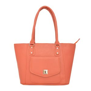 Buy Right Choice Orange Color Handbag online