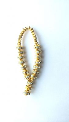 Buy Preety Neckless For Goddess / Devi Haar / Devi Shringar / God Neckless online