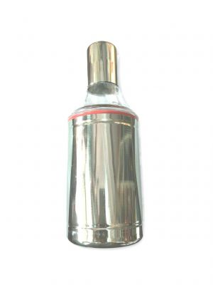 Buy Steel And Plastic Drinking Water Bottle / Sipper Bottle 750 Ml online