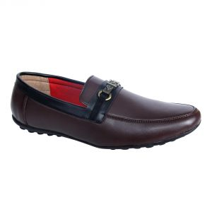 Buy Monkx-slip-on Casual Shoes For Men_1023-5-brown online