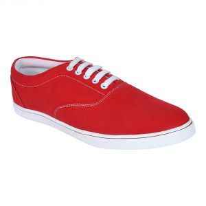 Buy Monkx-lace Up Casual Shoes For Men_blx-01-red online